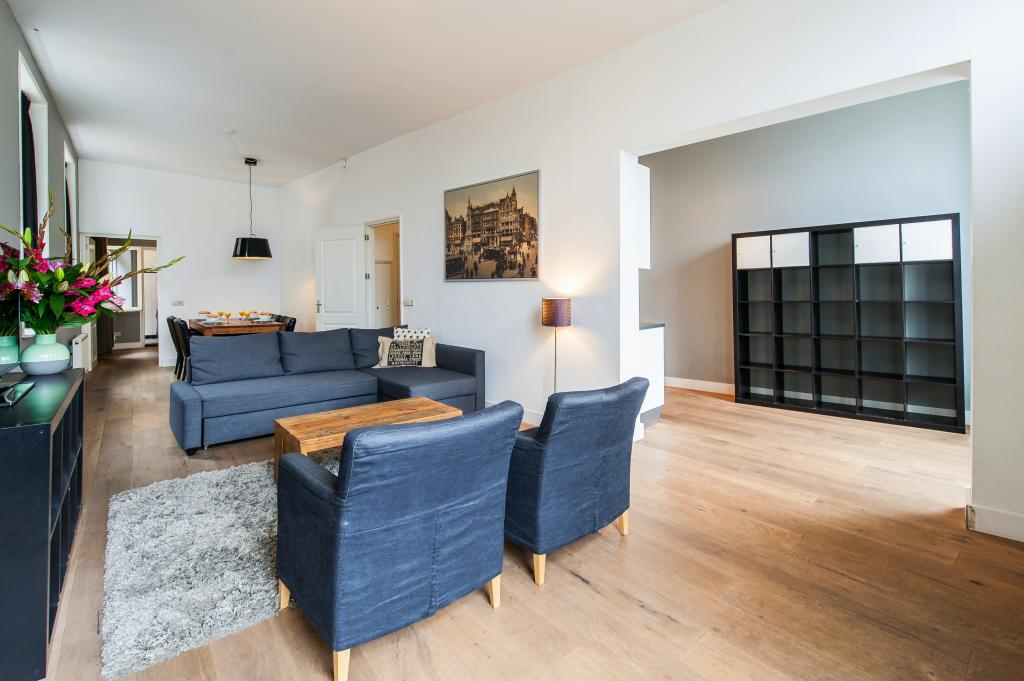 Old harbour b apartment amsterdam for Low cost apartments amsterdam